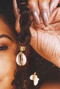 loc cuff hair jewelry